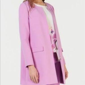 Alfani Lavender Jacket Medium